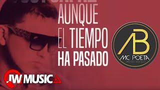 MC POETA - NO TE  DEJO DE AMAR  ( VIDEO LYRIC )