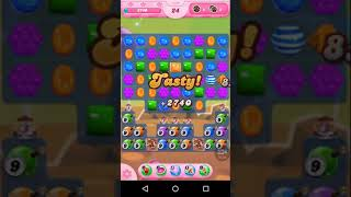 Tutorial Game Candy Crush Saga Level 1549