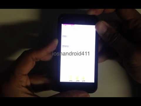 How to Hard Reset (Factory Restore) Password Wipe the Htc Droid Incredible 2 tutorial