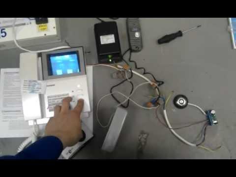 Видеодомофон и Контроллер Z-5R