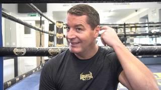 DANNY VAUGHAN UNCUT! - ON MUHAMMAD WASEEM, MTK GOLDEN CONTRACT ON SKY, McGREGOR v FAROOQ & MORE