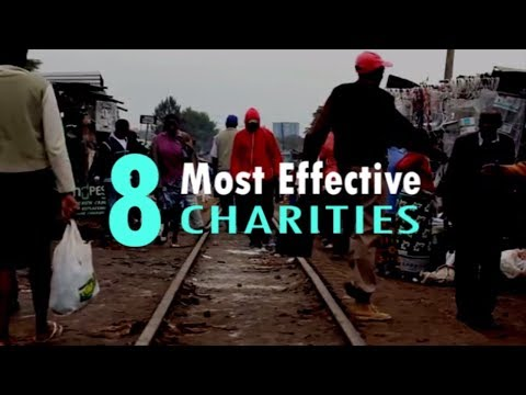 The Top 8 Charities in the World