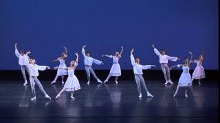 American Academy of Ballet- Swan Lake, Grand Waltz from Act 1
