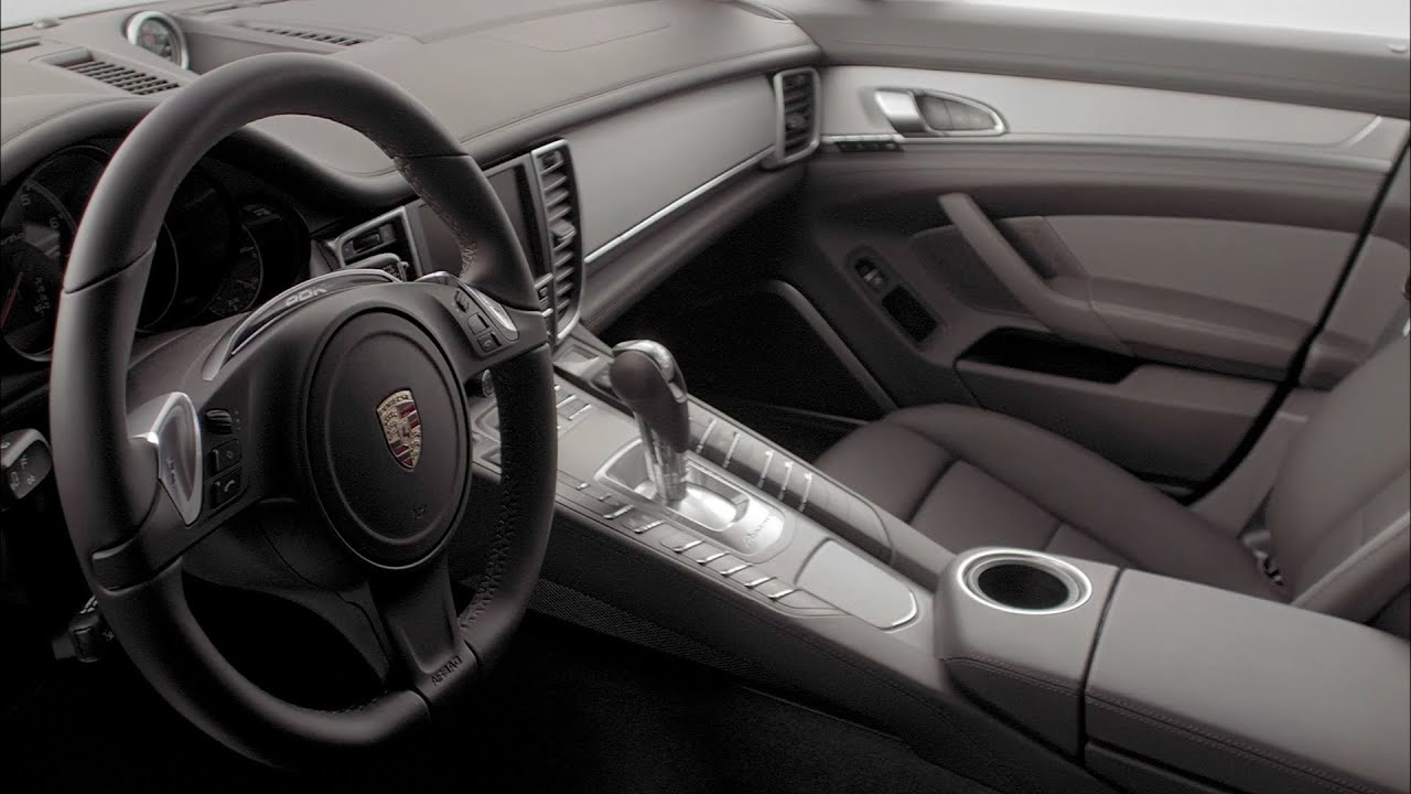 2014 Porsche Panamera Turbo Executive INTERIOR Long Wheelbase