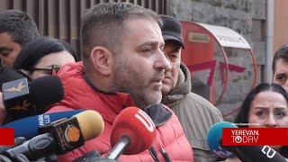 Լարիսա Մինասյանի՝ վարչապետի «վզին դնելուց» հետո տեղի ունեցան էս դեպքերը․ Նարեկ Մալյան