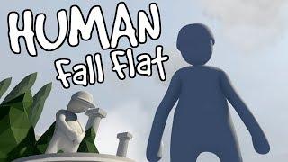 Просто до слёз! - Human: Fall Flat в коопе
