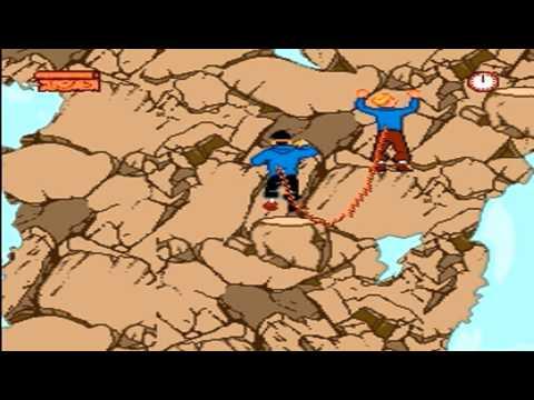 Tintin in Tibet Walkthrough