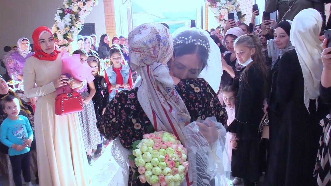 Красивая Свадьба Хасана и Иман. 10.10.2020. Видео Студия Шархан