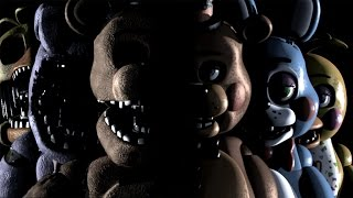 FREE ROAM FIVE NIGHTS AT FREDDY'S 2 | Overnig...