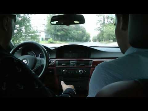 Тест-драйв BMW ALPINA - B3  BITURBO | Test-drive  BMW ALPINA - B3