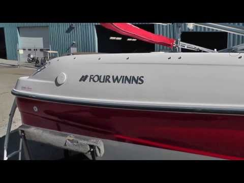 2008 Four Winns H203 Fish And Ski Boat For Sale Lodder's Marine