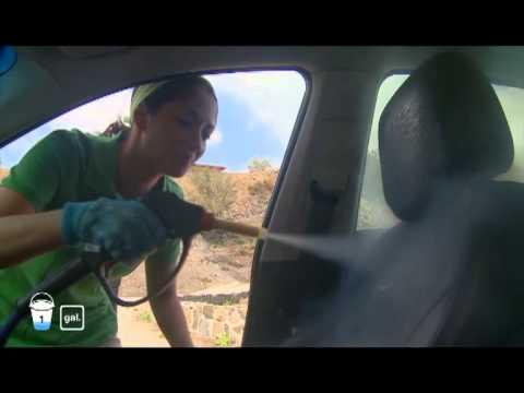 Topsteam Dampfreiniger Kfz Innenreinigung Youtube