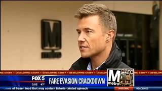Metro Cracks Down on Fare Evasion!!!