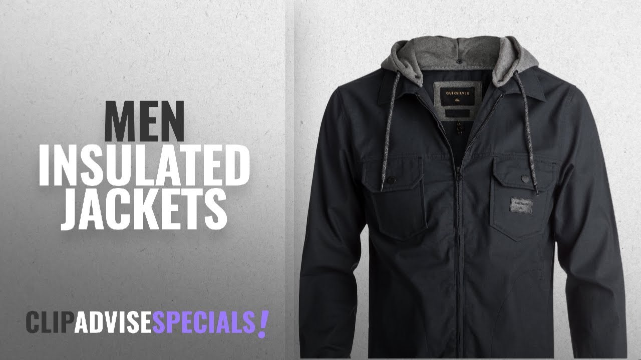 2136058d7dd Quiksilver Insulated Jackets [ Winter 2018 ] | New & Popular