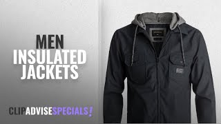 Quiksilver Insulated Jackets [ Winter 2018 ] | New & Popular
