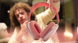 Compré los audífonos más costosos de Apple: ¿Valen la pena? | AirPods Max 🎧💰