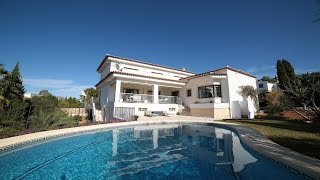 A vendre - Villa de luxe à Monte Pego, Denia, Costa Blanca, Espagne Ref. CB 520
