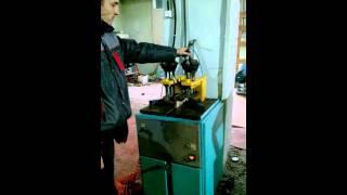 БУ станок для сварки пвх окон(Полуавтоматический сварочный станок бу., 2015-11-05T11:16:06.000Z)