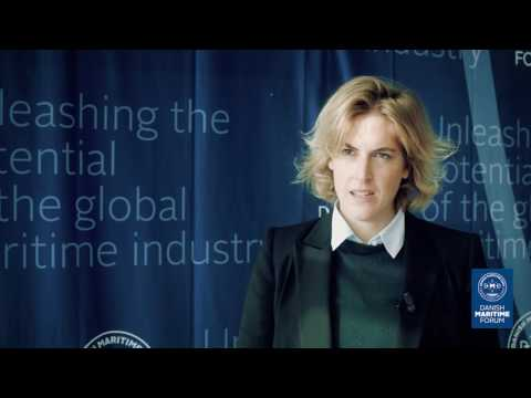 Snapshots from Danish Maritime Forum 2016 with Isabelle Rickmers, Director, E.R. Group
