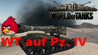 World Of Tanks ♥ Kanonenkugeln Auf Spatzen Iv | Deutsch