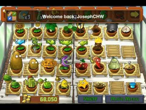 Complete Zen Garden Plants vs Zombies iPhone iPod Touch YouTube – Zen Garden Plants