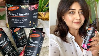 NEW Natural Fusions Hair care by Palmers | corallista