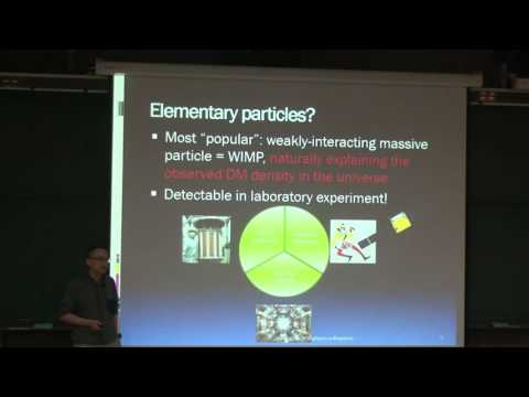 """Jiang - Lai Liu, """"Deep underground xenon observatory in China – the PandaX experiment"""" Part I"""