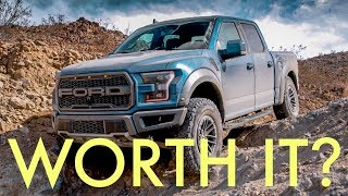 Is the 2019 Ford F-150 Raptor worth $75,000?