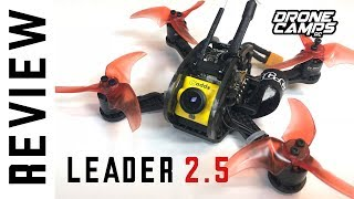 Babyhawk R Competitor! - LEADER 2.5 - Crazy LIT on 3S! - Honest Review