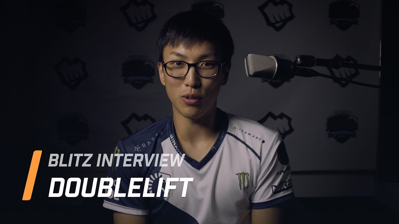 """Doublelift On Playing For CLG, TSM & TL: """"TSM's Roster Is"""