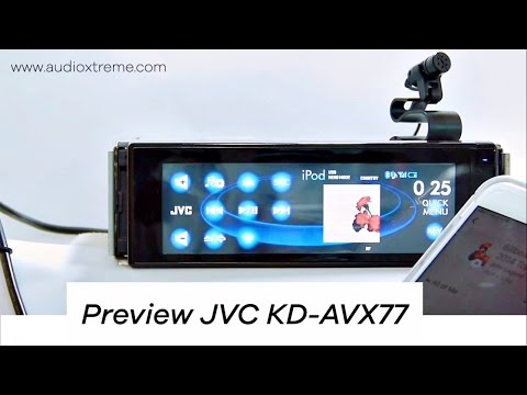 JVC KD-AVX77 (มือสอง) มาใหม่!! ทำอะไรได้บ้างไปดูกัน!!