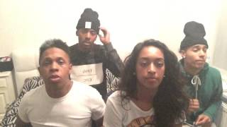 Janet Jackson - No Sleeep (Brick City Cover) #SelfieStickSpecial