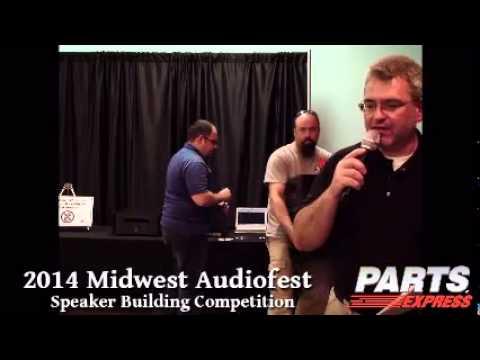 2014 Midwest Audiofest Speaker Design Competition: Under $200