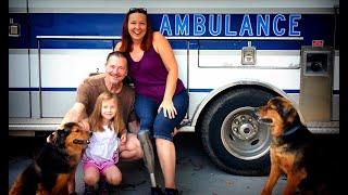 #1 DIY Ambulance RV Conversion; Camper Van, Motor Home