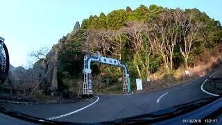2018年1月19日 ドライブレコーダー 車載動画 九州 鹿児島 Drive recorder FHD0013 thumbnail