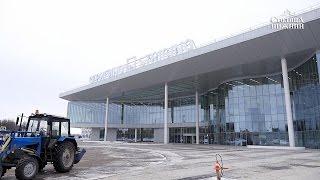 Открытие нового терминала аэропорта «Стригино» отложили до 29 апреля