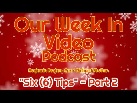 "Ep75: Part 2 Ben & Rich's ""Six (6) Tips"""