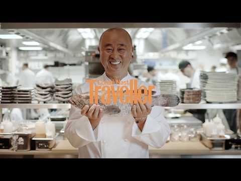 Chef Nobu: How To Make Sushi | Condé Nast Traveller