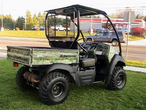 Kawasaki Mule For Sale Ebay