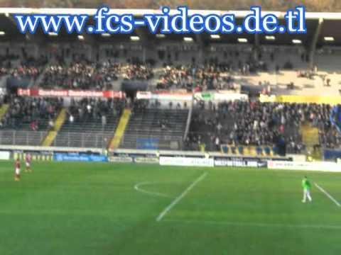 FC Saarbrücken vs. RW Oberhausen (10.12.11) - Tor 5:2 Salifou