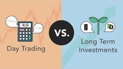 Day Trading vs. Long Term Investing   Phil Town