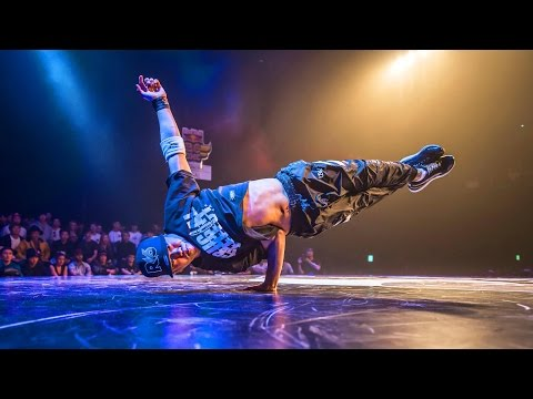 Bboy Blond vs Bboy Octopus- Quarterfinal - Red Bull BC One Asian Pacific Final 2015