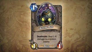 Hearthstone - Best of Boom Bots (feat Dr.Balanced) | GAMEcut