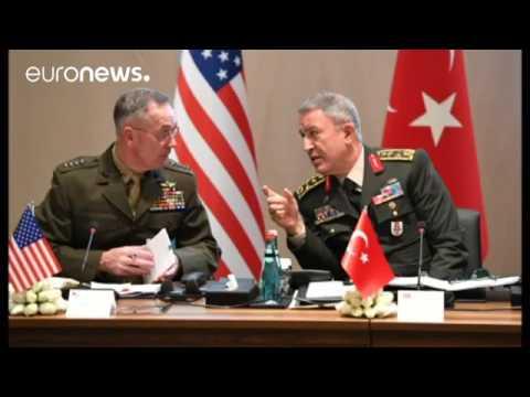 Türkei, Russland und USA kämpfen um Nordsyrien