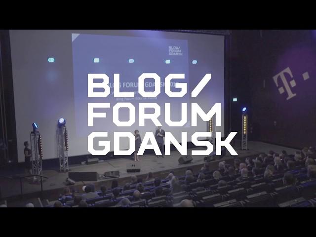 Gala Blog Forum Gdańsk 2017