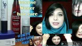 How to do hair spa at home || biotin&collagen shampoo Beautifully blessed