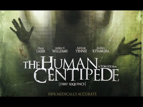 THE HUMAN CENTIPEDE Movie Review (2009) Schlockmeisters #1039