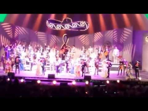 2016 Mariachi USA Festival @ Hollywood Bowl - The Finale