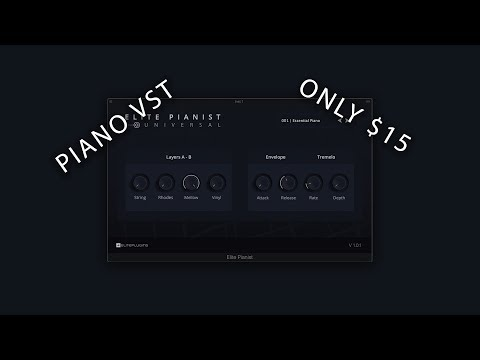 Elite Pianist is a simple $15 piano plugin for producers and beatmakers | MusicRadar