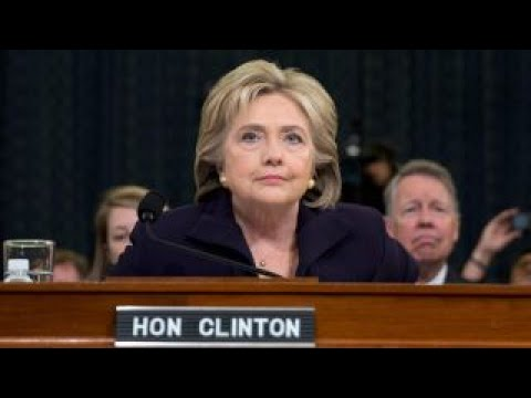 Why do Hillary Clinton, staffers still have security clearance?
